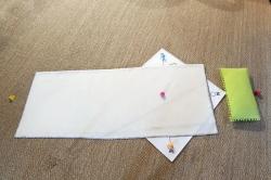 Mise en situation avec les Solides sur le tapis séance allongé