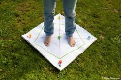Mise en situation avec les Solides sur le tapis