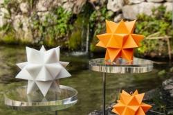 Ensemble Icosaèdres augmentés